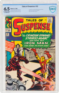 Silver Age (1956-1969):Superhero, Tales of Suspense #52 (Marvel, 1964) CBCS FN+ 6.5 Off-white to white pages....