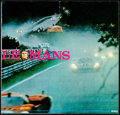 "Movie Posters:Sports, Le Mans (Towa, 1971). Folded, Very Fine-. Japanese Program (6Pages, 14.25"" X 13.5""). Sports.. ..."