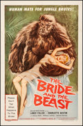 Movie Posters:Horror, The Bride and the Beast (Allied Artists, 1958). Very Fine-...