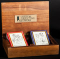 Movie Posters:Miscellaneous, 1988 Presidential Election Playing Cards (Penton Executive...