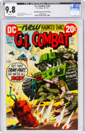 Bronze Age (1970-1979):War, G.I. Combat #156 Murphy Anderson File Copy (DC, 1972) CGC NM/MT 9.8 White pages....