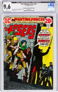 Bronze Age (1970-1979):War, Our Fighting Forces #141 Murphy Anderson File Copy (DC, 1973) CGC NM+ 9.6 White pages....