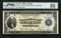 Large Size:Federal Reserve Bank Notes, Fr. 727* $1 1918 Federal Reserve Bank Star Note PMG Choice Very Fine 35.. ...