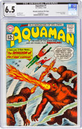 Silver Age (1956-1969):Superhero, Aquaman #1 Murphy Anderson File Copy (DC, 1962) CGC FN+ 6.5 Off-white to white pages....