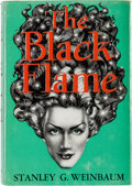 Books:First Editions, Stanley G. Weinbaum The Black Flame First Limited Numbered Edition #125/500 (Fantasy Press, 1948)....
