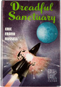 Books:First Editions, Eric Frank Russell Dreadful Sanctuary First Limited, Numbered, Signed Edition #43/350 (Fantasy Press, 1951)....