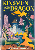 Stanley Mullen Kinsmen of the Dragon Signed First Edition (Shasta, 1951)