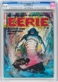 Magazines:Horror, Eerie #3 (Warren, 1966) CGC NM 9.4 Cream to off-white pages....
