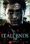Movie Posters:Adventure, Harry Potter and the Deathly Hollows: Part 2 (Warner Broth...