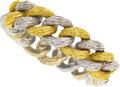Estate Jewelry:Bracelets, Gold Bracelet, Van Cleef & Arpels. ...
