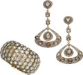 Estate Jewelry:Suites, Diamond, Gold, Silver Jewelry. ...