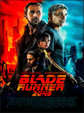 """Movie Posters:Science Fiction, Blade Runner 2049 (Warner Brothers, 2017). Rolled, Very Fine/NearMint. One Sheet (27"""" X 40"""") DS, Advance. Science Fi..."""