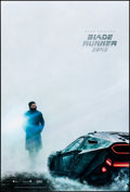 """Movie Posters:Science Fiction, Blade Runner 2049 (Warner Brothers, 2017). Rolled, Very Fine/NearMint. One Sheet (27"""" X 40"""") DS, Advance, K Style. S..."""
