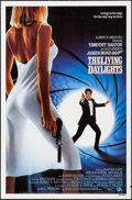 "Movie Posters:James Bond, The Living Daylights (United Artists, 1987). Rolled, Very Fine-. One Sheet (27"" X 41"") SS. James Bond.. ..."