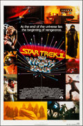 """Movie Posters:Science Fiction, Star Trek II: The Wrath of Khan & Other Lot (Paramount, 1982).Folded & Rolled, Very Fine-. One Sheet (27"""" X 41"""") & P..."""