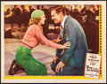 "Movie Posters:Comedy, Wife vs. Secretary (MGM, 1936). Very Fine. Lobby Card (11"" X 14"").Comedy.. ..."