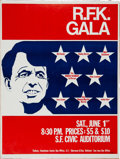 Political:Posters & Broadsides (1896-present), Robert F. Kennedy: Rare Poster. . ...