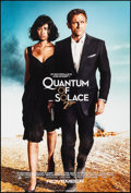 """Movie Posters:James Bond, Quantum of Solace (MGM, 2008). Rolled, Near Mint. One Sheet (26.75"""" X 39.75"""") DS, Advance. James Bond.. ..."""