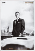 "Movie Posters:James Bond, Skyfall (MGM, 2012). Rolled, Very Fine/Near Mint. IMAX Poster(13.5"" X 19.5"") SS, Advance. James Bond.. ..."