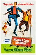 """Movie Posters:Comedy, Never a Dull Moment & Other Lot (Buena Vista, 1968). Folded, Very Fine. Autographed One Sheet & One Sheets (3) (27"""" X 41"""" & ... (Total: 4 Items)"""