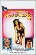 """Movie Posters:Foreign, Chaste and Pure (E.P.P., 1981). Very Fine/Near Mint. Belgian (14.25"""" X 21.75"""") Belgian Title: Malicia 2. Foreign.. ..."""