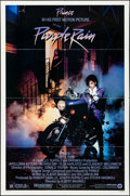 Movie Posters:Rock and Roll, Purple Rain (Warner Brothers, 1984). Folded, Very Fine-.