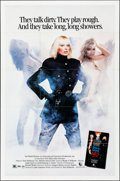 Movie Posters:Bad Girl, Reform School Girls (New World, 1986). Folded, Overall: Ve...