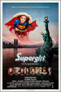 "Movie Posters:Adventure, Supergirl (Tri-Star, 1984). Folded, Very Fine-. One Sheet (27"" X 41""). Adventure.. ..."