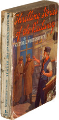 Books:Mystery & Detective Fiction, Victor L. Whitechurch. Thrilling Stories of the Railway. London: C. Arthur Pearson, 1912. First edition. ...