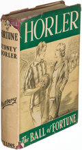 Books:Mystery & Detective Fiction, Sydney Horler. Pair of W. Collins Sons & Co. Books. London: [1932-1938]. First editions. One inscribed.. ... (Total: 2 Items)