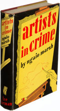 Books:Mystery & Detective Fiction, Ngaio Marsh. Pair of Lee Furman Books. New York: 1938. First U. S. editions.. ... (Total: 2 Items)