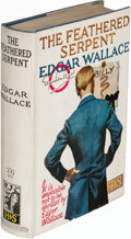 Books:Mystery & Detective Fiction, Edgar Wallace. The Feathered Serpent. London: [1927]. First edition.. ...