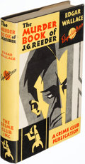 Books:Mystery & Detective Fiction, Edgar Wallace. Group of Eight Crime Club Titles. Garden City: 1928-1934. First U. S. editions.. ... (Total: 8 Items)