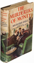 Books:Mystery & Detective Fiction, Richard Hull. The Murderers of Monty. London: [1937]. First edition.. ...