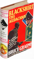 Books:Mystery & Detective Fiction, Bruce Graeme. Group of Three Blackshirt Titles. London: [1935-1937]. First editions.. ... (Total: 3 Items)