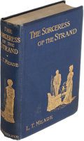 Books:Mystery & Detective Fiction, L. T. Meade. The Sorceress of the Strand. London: 1903. First edition.. ...