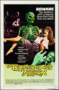 "Movie Posters:Horror, The Creeping Flesh & Other Lot (Columbia, 1972). Folded,Fine/Very Fine. One Sheets (2) (27"" X 41""). Horror.. ... (..."