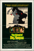 Movie Posters:Horror, The Island of Dr. Moreau & Other Lot (American Internation...