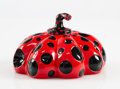 Collectible:Contemporary, Yayoi Kusama X Benesse Art Site. Naoshima Red Pumpkin, 2019. Painted cast resin. 3-1/2 x 5-1/2 x 5-1/2 inches (8.9 x 14 ...