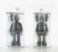 Collectible:Contemporary, KAWS (b. 1974). Companion, set of eight, 2016. Painted cast vinyl. 10-1/2 x 4-1/2 x 2-1/2 inches (26.7 x 11.4 x 6.4 cm) ... (Total: 8 Items)