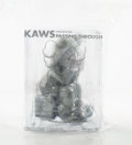 Collectible:Contemporary, KAWS (b. 1974). Passing Through, set of three, 2018. Painted cast vinyl. 8 x 6 x 6 inches (20.3 x 15.2 x 15.2 cm) (each)... (Total: 3 Items)