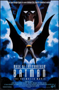 """Movie Posters:Animation, Batman: Mask of the Phantasm (Warner Brothers, 1993). Rolled, VeryFine-. One Sheet (27"""" X 40.25"""") DS. Animation.. ..."""