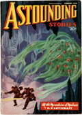 Pulps:Science Fiction, Astounding Stories - February 1936 (Street & Smith) Condition: FN-....