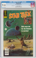 Bronze Age (1970-1979):Science Fiction, Star Trek #50 File Copy (Gold Key, 1978) CGC NM+ 9.6 Off-white to white pages....