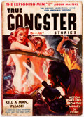 Pulps:Detective, True Gangster Stories - July 1941 (Columbia) Condition: GD....