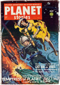 Pulps:Science Fiction, Planet Stories V5#12 Yakima Pedigree (Fiction House, 1953) Condition: FN....