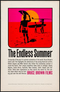 "Movie Posters:Sports, The Endless Summer (Cinema 5, 1966). Rolled, Very Fine. Poster (11"" X 17""). John Van Hamersveld Artwork. Sports.. ..."