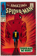 Silver Age (1956-1969):Superhero, The Amazing Spider-Man #50 (Marvel, 1967) Condition: FN-....