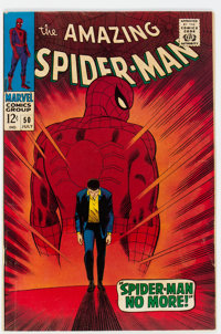 The Amazing Spider-Man #50 (Marvel, 1967) Condition: FN-