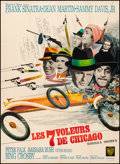 Movie Posters:Comedy, Robin and the Seven Hoods (Warner Brothers, 1964). Very Fi...